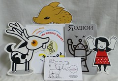 radiodd stickers