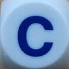 Boggle Letter C