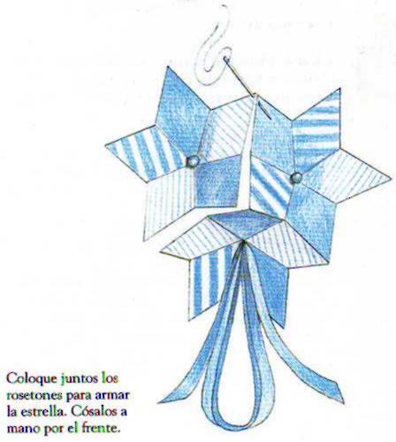 estrella de retales 3