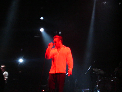 Morrissey live in Hamburg