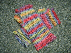 More fingerless mitts