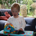 Doing Dads ironing<br/>18 Jan 2007