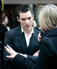 Jonathan Rhys Meyers photo by Caroline Bonarde Ucci