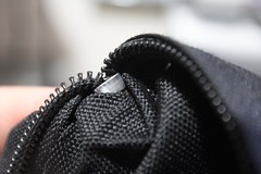 Howto Fix a Separated Zipper on Riding Pants
