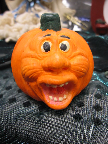 panicked pumpkin