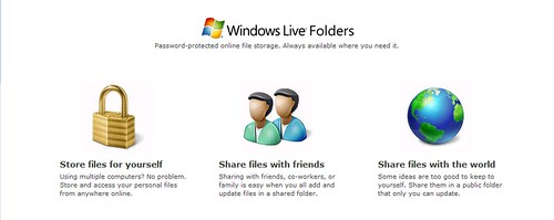 live folders