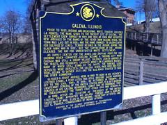 Galena Sign