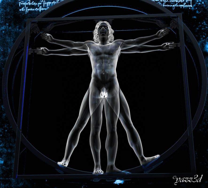 vitruvian man censored image search results