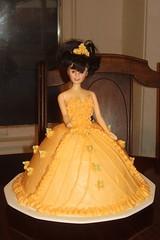 Doll Cake 120806