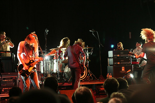 My Morning Jacket in Boston