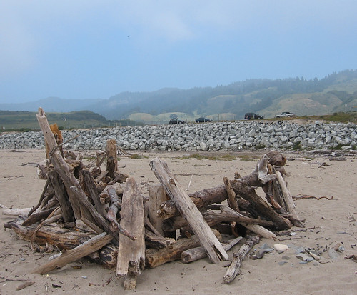 Driftwood, May 2006