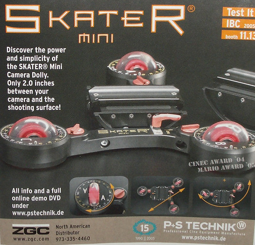 Skater mini