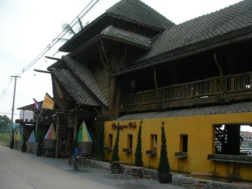 サムイ島-Reggue Pub