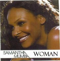 Samantha Mumba - Woman (2006)