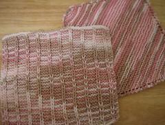Neopolitan Washcloths