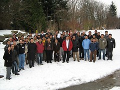 CE 6.0 Train the Trainer - Jan 2007 in Cold/Snowy Redmond, WA