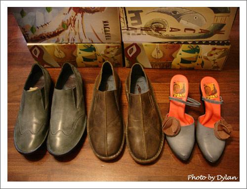 麥坎納的鞋鞋