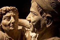 Etrusker / altes Ehepaar # 2