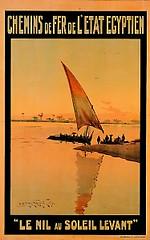 Le Nil au Soliel levant 1911