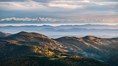 Alps View photo by andywon