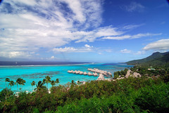 Moorea - Sofitel Point photo by DieselDan