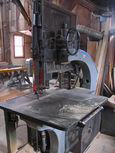 band saw table would.