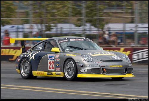 Speed World Challenge GT - Randy Pobst (by Tanner.)