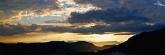 Panorama tramonto 15.06.07