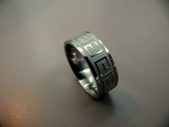 new ring purchased from Sungei Wang