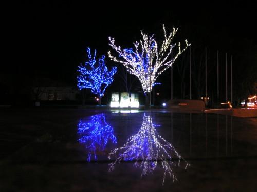 illuminations Momotaro stadium