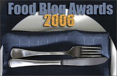 Food Blog Awards Logo