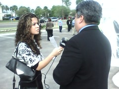 Vanessa Mares from KURV Radio