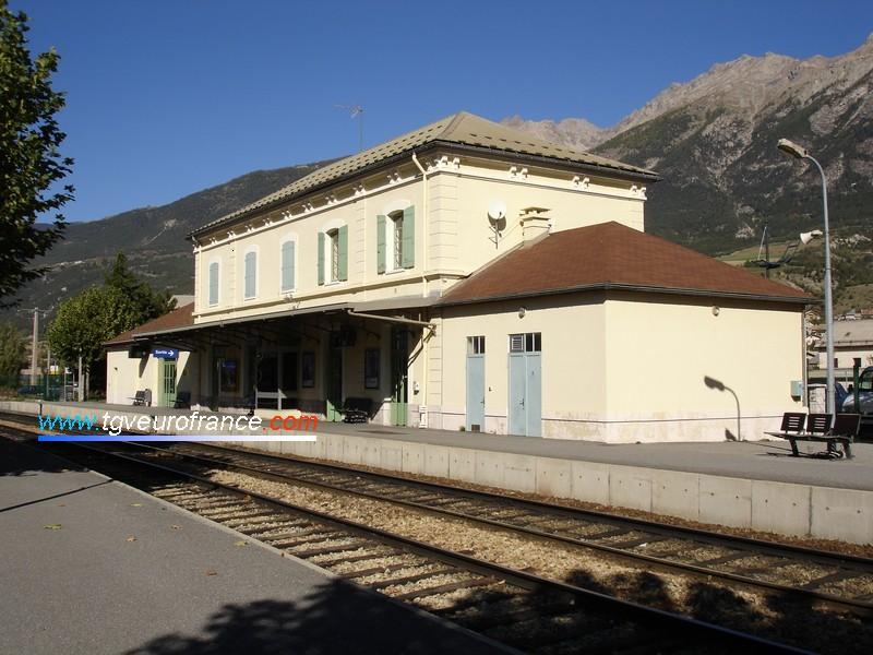 Le BV de Montdauphin - Guillestre (05600)