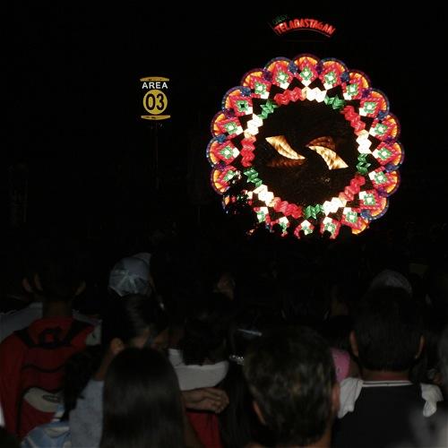 Giant Lantern Festival 2006 - 34