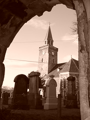 The Old High Church, Inverness