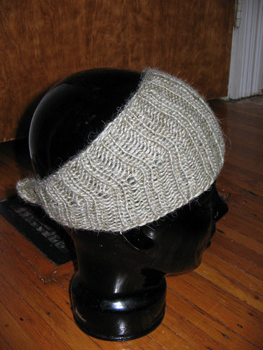 Calorimetry from knitty