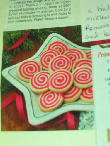 Peppermint Pinwheels - The Desired Result