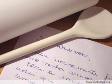 Carta do Amigo Secreto