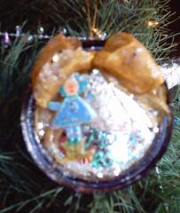 Glitter Sister Ornament