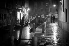 Venetian Noir, Venice photo by flatworldsedge