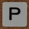 MINI MIND MOVER-3 letter P