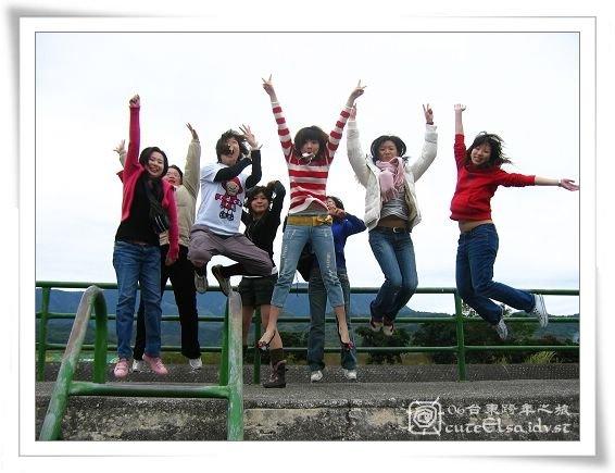 台東關山-大家都跳的不錯哦