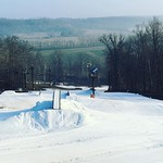 @empireparkpp is open today with a few rails set up. Join us on our #lastday of the season. #paolipeaks #empireparkpp