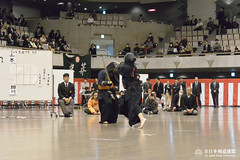 The 19th All Japan Women's Corporations and Companies KENDO Tournament & All Japan Senior KENDO Tournament_039