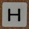 MINI MIND MOVER-3 letter H