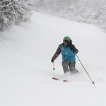 Fresh Snow @ Cannon 2.9.16