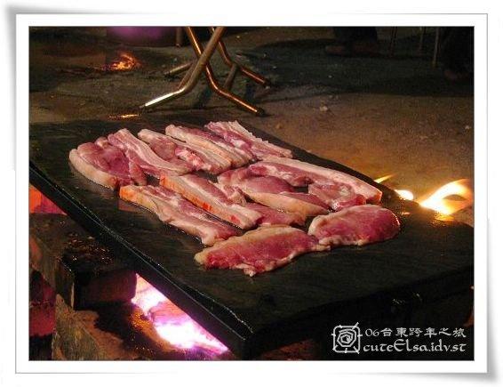 台東巴浪家-鐵板豬肉