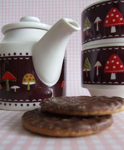 Decole - Mushroom tea?