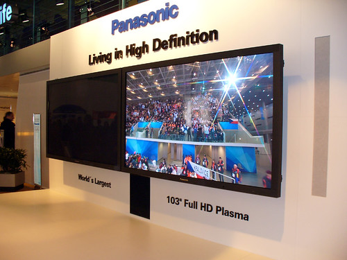CeBIT 2007 - Panasonic