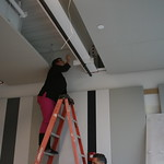 Lauren Martin - Campaign Manager/Executive Assistant, Writers Theatre's New Building's Ceremonial Beam-Signing.